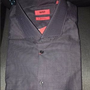 "NWT Hugo Boss "" Kason"" Slim Fit 17  43"